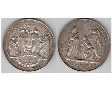 1862 Medaille du Baptéme et 1er Communion - Baptism and Communion medal, 17