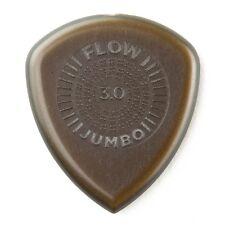 Dunlop 547R300 Flow Jumbo Grip Electric Guitar Picks 3.0mm 12-Pack Refill Bag
