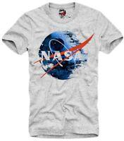 E1SYNDICATE T SHIRT DEATH STAR NASA WARS YODA STORMTROOPER DARTH VADER TREK 3623