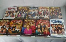 Cheers Incomplete series DVD Season 1,2,4,5,6,7,8,9,10,11 Missing Season 3 Norm