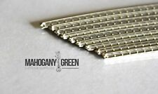 Mahogany Green Stainless Steel Medium-Medium Frets Guitar Fret Wire 6 Feet 43080