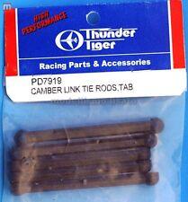 Thunder Tiger PD7919 Barrettes Cambre Maillon Tie Rods TA-B modélisme