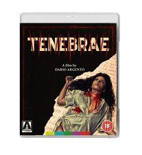 Tenebrae - Blu-Ray - Uncut - Region B - Dario Argento