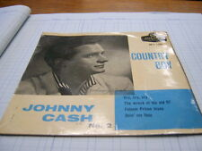 uk ep london  johnny cash no.2 country boy record single 45