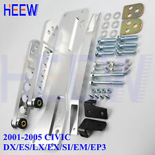 CONTROL ARM REAR SUBFRAME BRACE TIE BAR FOR CIVIC 01-05 DX ES LX EX SI EM/EP3