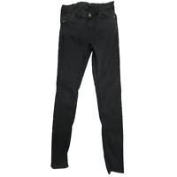 Men's American Eagle Next Level Flex Black Skinny Jeans 30 X 32
