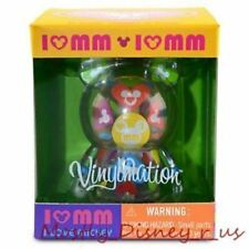 "Nuevo Disney Store Exclusivo Vinilo i Love Mickey Mouse Claro Vinylmation 3"""