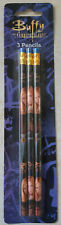 Buffy the Vampire Slayer Three (3) Pencil Set by Playworks Australia NIP