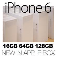 New in a Apple Box iPhone 6 16GB 64GB 128GB 4G Unlocked Smartphone