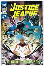 Justice League # 26 Cover A NM DC