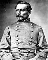 New 8x10 Civil War Photo: CSA Confederate General Pierre G. T. Beauregard