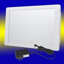 New A4 Dental X-Ray Film Illuminator Light Box No grey X-ray Viewer light Panel