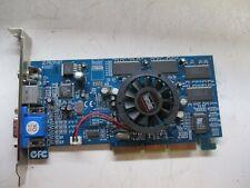 Hercules AGP Grafikkarte 3D PROPHET 4000XT / 631 5058563 / TV SVHS VGA /getestet