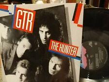 Steve Howe Steve Hackett GTR The Hunter PROMO LP VINYL Sketches in Sun