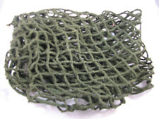 US WW2 M1 Helmet Net Cover Army Paratrooper Original with Instructions