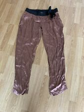 Ladies Elasticated Waist Trousers From River Island Size 14