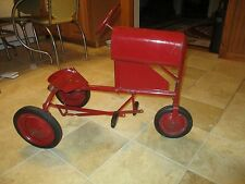Pedal Tractor BMC Early 1940s Slide Track (Tractor Jr.) RARE !! RARE !!