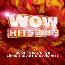 Various Artists : Wow Hits 2009 CD (2008)