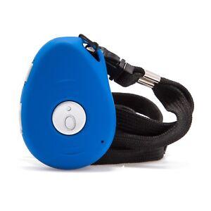 SureSafeGO 2 Anywhere Elderly Alarm: GPS/Fall Detect/100% Mobile/Talking Pendant