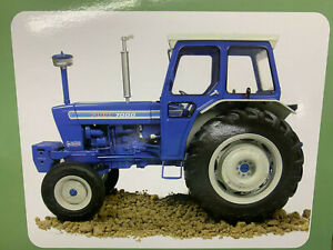 UH2798 Universal Hobbies 1/16 Scale Ford 7000 Diecast Model Farm Tractor New