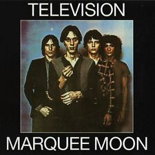 Television ‎- Marquee Moon LP 180 Gram Remastered Rhino Vinyl - SEALED new copy