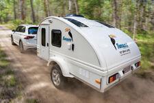 Tucana Teardrop Camper Light Weight Caravan Off Road Solar Panel Gas Cooktop