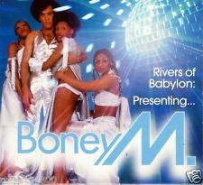 CD audio.../...BONEY M..../...RIVERS OF BABYLON : PRESENTING.......