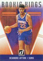 2018-19 Donruss Rookie Kings #27 Deandre Ayton Phoenix Suns