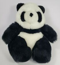 FAO Schwarz Panda Plush Stuffed Animal