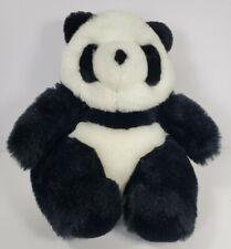 FAO Schwarz Panda Plush Stuffed Animal