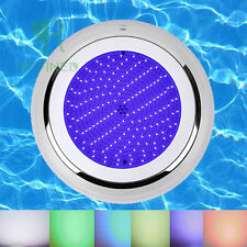 Inoxydable LED PROJECTEUR PISCINE AMPOULE 18W RGB CE ROHS IP68 pool light
