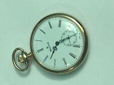 BULOVA Pocket Watch genuine Swiss made New