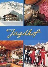 Alte Postkarte - Ramsau - Jagdhof