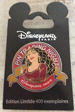 Disneyland Paris Pin Trading Night, pin Mother Gothel, Limited Edition