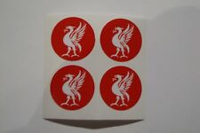 "12 THE LIVER BIRDS  CROWN GREEN BOWLS STICKERS  1""  LAWN BOWLS   LIVERPOOL"