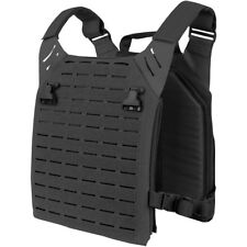 Condor Elite LCS Vanquish Plate Carrier Tactical Military Army MOLLE Vest Black
