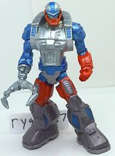 MOTU, Roboto, 200x, figure, Masters of the Universe, He-Man, near complete