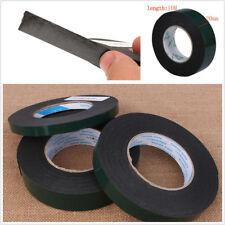 5Pcs 10M Waterproof Adhesive Double Sided Acrylic Foam Tape Car Trim Plate Roll
