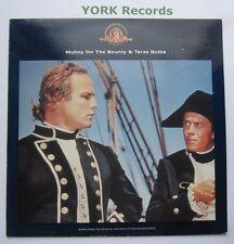MUTINY ON THE BOUNTY / TARAS BULBA - Original Film Soundtracks - Ex LP Record