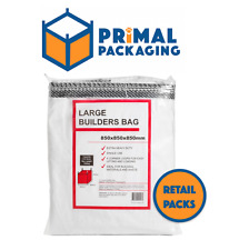 Large Builders Bulk Bag | INDIVIDUAL RETAIL PACKS | UNBRANDED