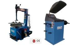 Lender Montiermaschine Reifenmontiermaschine Wuchtmaschine Radwuchtmaschine