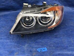 06-08 BMW E90 325i LH Driver Adaptive AFS Xenon HID Headlight - 10yr Guaranty #2
