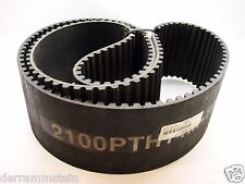 "Panther 2100PTH14M-120 Timing Belt  84""L X 4.75""W X .375"" Thick"
