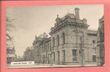 Northumberland: Queens Hall, Hexham (Johnston card)