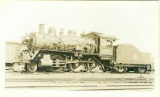 Vintage Milwaukee Road-CMStP&P #2975 class  M2 steam loco-at Davenport IA., 1931