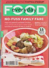 B002BX8YGQ Everyday Food Magazine September 2007 - No-fuss Family Fare
