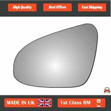Peugeot 108 2014-2018 Left Passenger Side Convex wing mirror glass 588LS