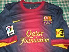 Maillot jersey shirt camiseta trikot BARCA BARCELONA BARCELONE 2012-2013 HOME