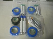 Solder Wire Tube Packs With Tape New 4 Total