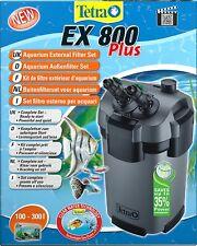 TetraTec EX800 External Aquarium Fish Tank Canister Filter Pump Tetra EX 800